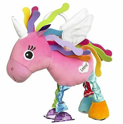 Lamaze PLAY & GROW TILLY TWINKLEWINGS Unicorn Soft Toy Baby/Toddler/Child BNIP