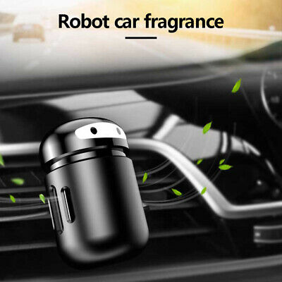 Car Air Vent Fragrance Essential Oil Diffuser Perfume Aromatherapy Bar Freshener