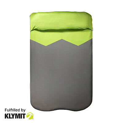 Klymit V-Sheet Double Camping SLEEPING PAD COVER- FACTORY REFURBISHED
