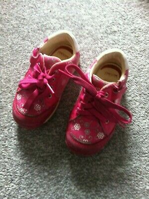 Geox Girls Shoes Size 7 Uk