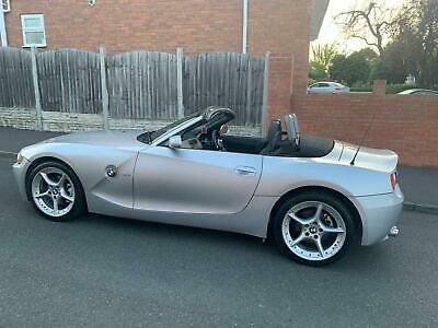 Bmw Z4 3.0I Se 2003 6 Speed 2 Seater Convertible Fsh