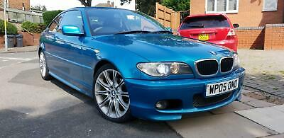 Bmw 3 Series E46 2005 320Cd Sport Individual Facelift
