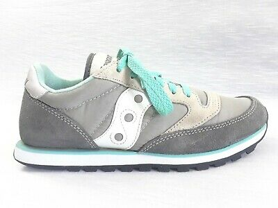 Saucony Womens Jazz Low Blue Running Shoes Size 7.5