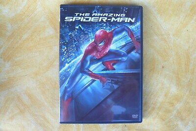 The amazing spider-man (Andrew Garfield,Emma Stone) DVD comme neuf