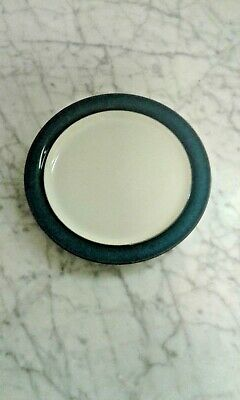 1 imperial blue  Denby side plate. Older style wider rim. Excellent condition
