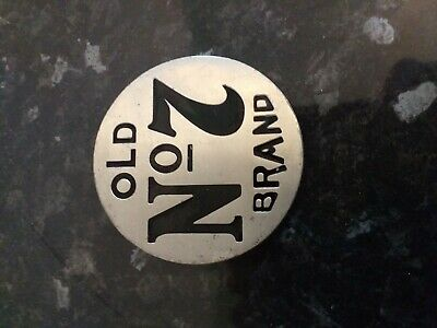 Authentic Old no 7 Belt Buckle