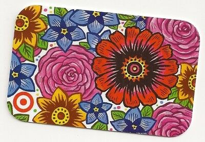 Target no value collectible gift card mint #33 Flowers