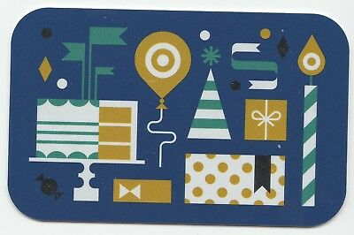 Target no value collectible gift card mint #51 Party
