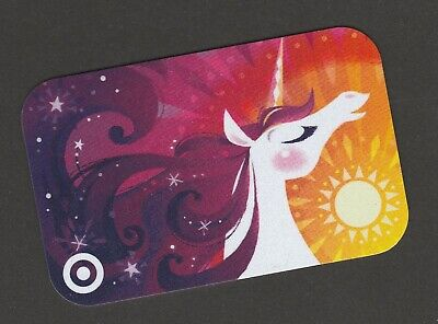 Target no value collectible gift card mint #65 Horse