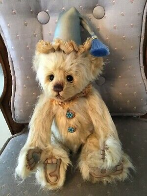 """Charlie Bear PINTO 2019 Isabelle Mohair Collection 12"""" FREE US SHIP"""