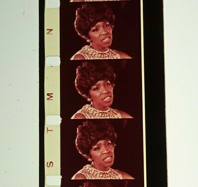 "16mm CAVRIL PAYNE SINGS ""ONLY YESTERDAY"" 1966 SCOPITONE"
