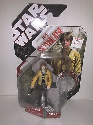 Hasbro Star Wars Luke Skywalker With Exclusive Collector Coin Action Figure