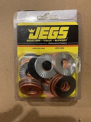 "COMP Cams Valve Spring Shim Assortment 4753; .015//.030//.060/"" x 1.250/"" x .814/"""