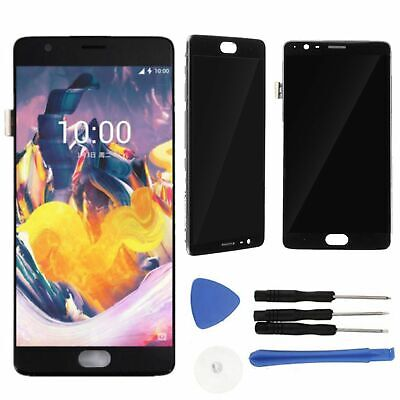 NUOVO PER ONEPLUS 3 A3000 A3003 Touch Digitizer LCD Screen Assembly + Frame Lot