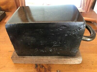 Antique Sawmakers/Cutlers/Blacksmiths Anvil Very Rare