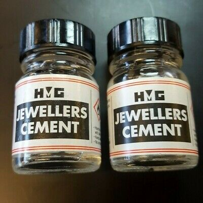 Jewellers Cement glue stone setting setter jewellery adhesive hobby craft - TA95