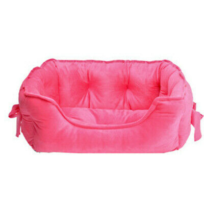 Pet Dog Cat Soft Bed House Kennel Doggy Puppy Warm Cushion Sofa Nest Pad Mat S L