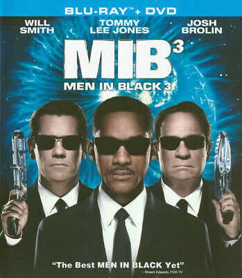 Men In Black 3 (Blu-Ray + Dvd ) (Blu-Ray) (Blu-Ray)