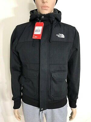 The North Face Men's Rivington Full Zip Hoodie Jacket TNF Black S M L XL XXL