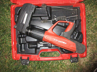 Hilti DX 5, MX72 replacement DX 460 powder actuated tool