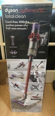 DYSON V10 cyclone total clean Stick Staubsauger