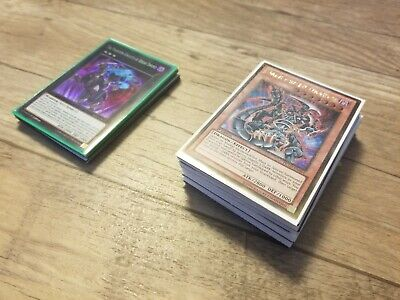 Yu-Gi-Oh! Complete Phantom Knights Deck Core Rusty Bardiche Ancient - 62 Cards!