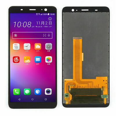 Noir Pour HTC U11+ U11 Plus écran Tactile LCD Display Touch Screen Replacement H