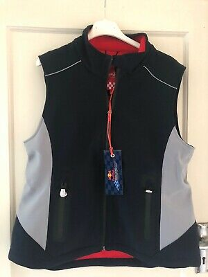 Red Bull Racing F1 Team Issue Gilet Womens Large - New With Tags In Bag