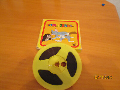 Pelicula super 8 Tom y Jerry color sonora en castellano