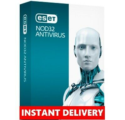 ESET nod32 2019 1 PC, 1 year, global, ESD antivirus