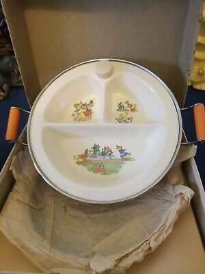 Vintage EXCELLO WARMING PLATE ( with original box)