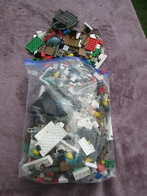 1 kg of Building Bricks Assorted Mixed sets Construction Kids Toy