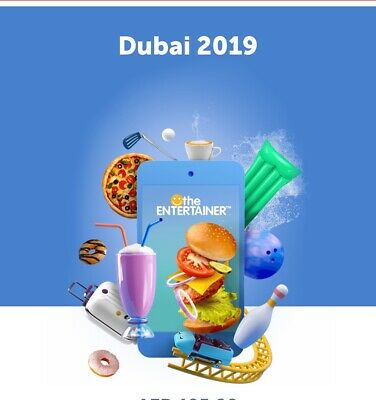 Dubai entertainer And Fine Dining 2019 Vouchers Inc Ferrari World, Wild Wadi etc
