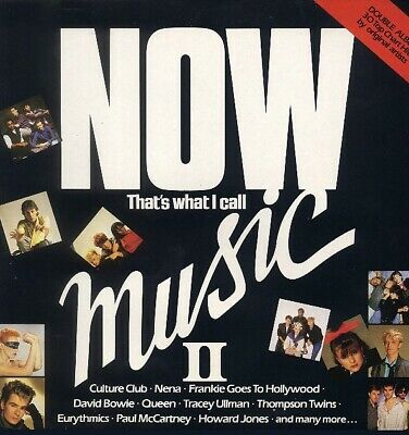 Various Artists - NOW Thats What I Call Music! 2 BRAND NEW SEALED 2CD