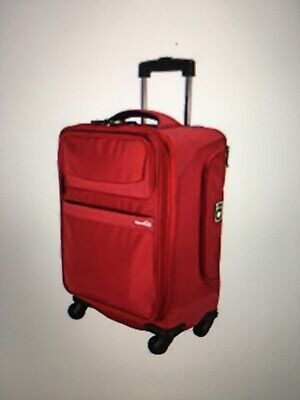 Genius Pack G3 Carry On Spinner Luggage
