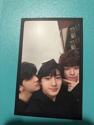 [STRAY KIDS]I Am Not Official Photocard/Unit ver. - HYUNJIN+I.N+SEUNGMIN