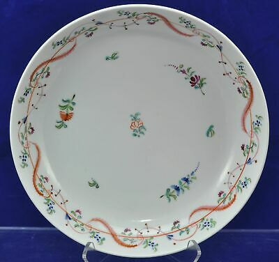 Antique Hand Painted Staffordshire Early 19th Century Shallow Bowl 1820