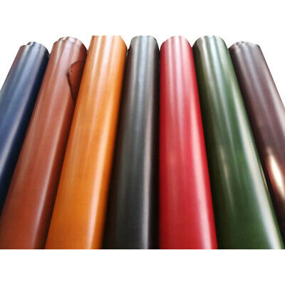 Colors vegetable tanned cowhide leather material glossy surface tochigi style AU