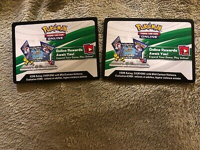 Hidden Fates Mewtwo + Mew Pin Box Online Code Cards Pokemon TCG Sent EBAY Email