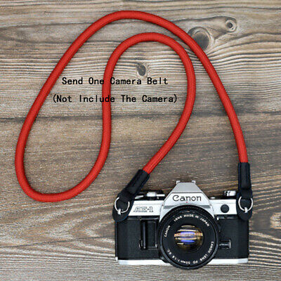 Cotton Wrist Camera Strap Belt for Camera Leica Fuji Nikon Pentax Sony AU STOCK
