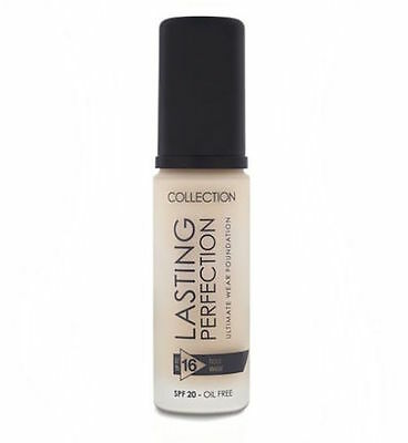 Collection Lasting Perfection Ultimate Wear Foundation SPF 20 Ivory 2