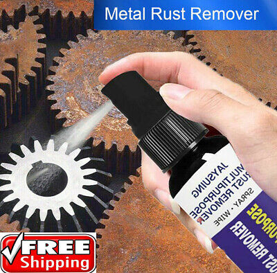 Multi-Purpose Car Rust Remover Inhibitor Maintenance Derusting Spray Cleaning*an