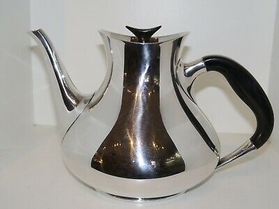 Danish Cohr sterling silver.  Tea pot from 1950-1960