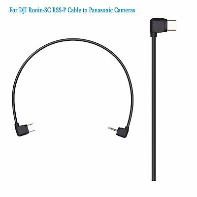 Camera Control Cable Accessory for DJI Ronin-SC RSS-P Cable to Panasonic Cameras