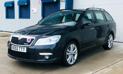 2011 Skoda Octavia VRS 2.0 TDI CR 170 Estate 1 PREVIOUS OWNER