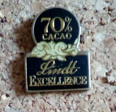 pin's pins Chocolat Lindt Excellence