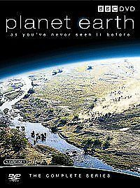 Planet Earth (DVD, 2006, 5-Disc Set, Box Set)
