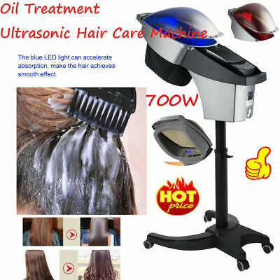 Professionsl Oil Treatment Hairdressing Machine Ultrasonic Ozone Hair Care Devic