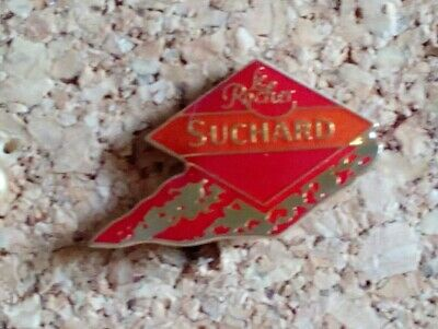 pin's pins Chocolat Suchard Le Rocher