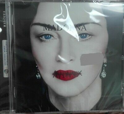 Madonna - Madame X CD Bulgaria/Romania release (brand new and sealed)